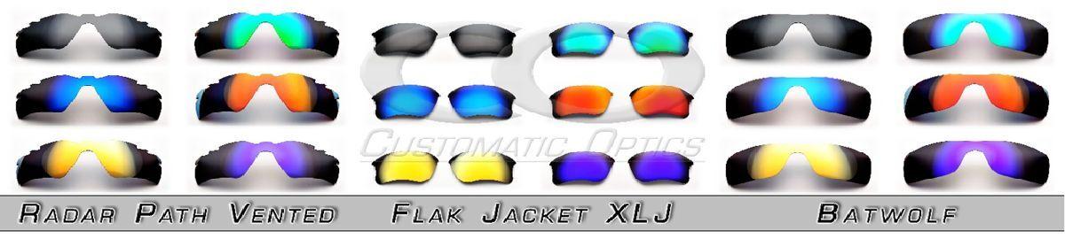 Customatic Optics Lenses