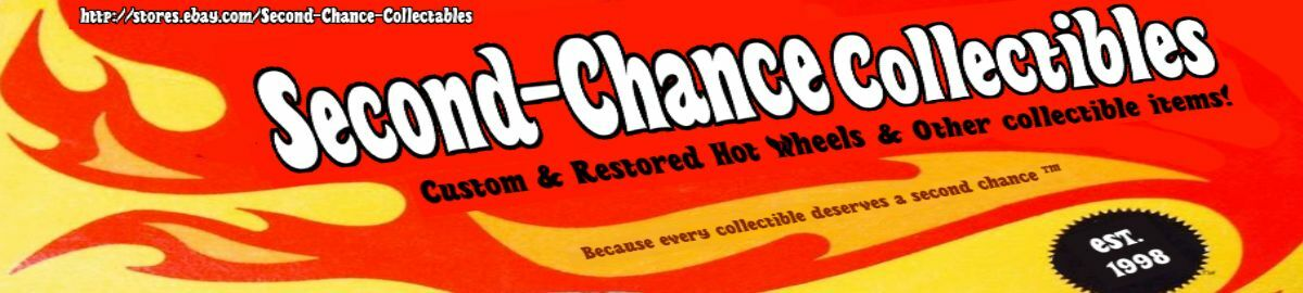 Second-Chance Collectibles