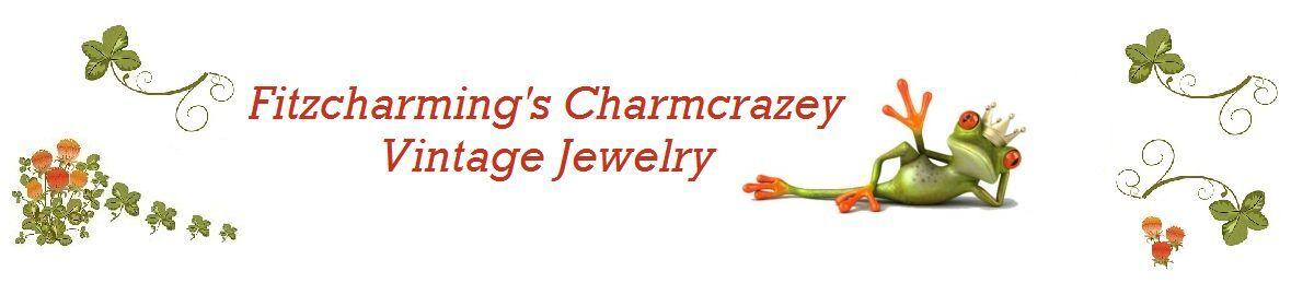 CharmCrazey Vintage Jewelry Charms