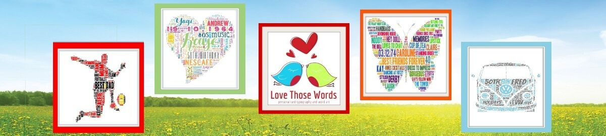 Love_Those_Words Prints