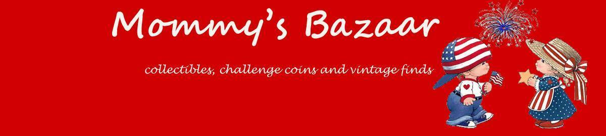 Mommys Bazaar-challenge coins