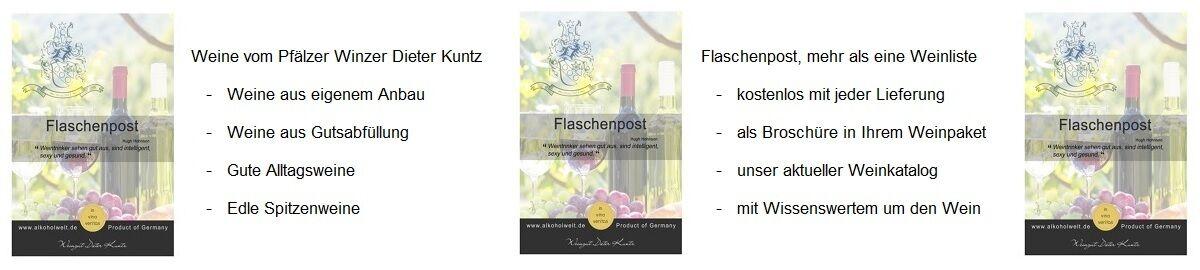 Weinhaus Kuntz- Pfälzer Wein kaufen