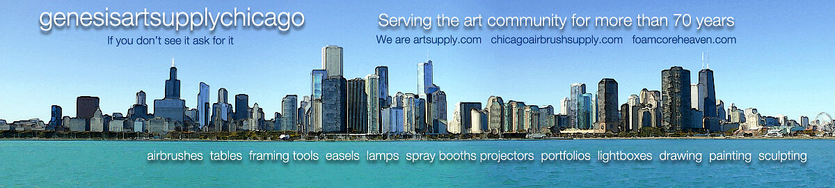 genesis art supply chicago