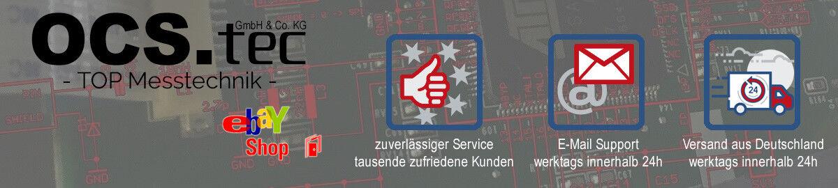 OCS.tec GmbH - TOP Messtechnik