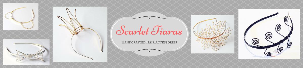 Scarlet Tiaras