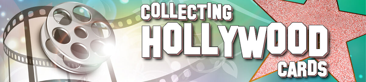 CollectingHollywoodCards