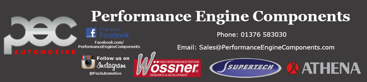 Performance Engine Components