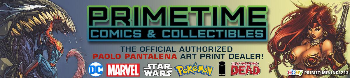 Primetime Comics & Collectibles