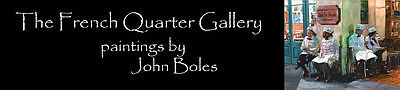 The French Quarter Gallery
