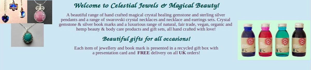 Celestial Jewels & Magical Beauty
