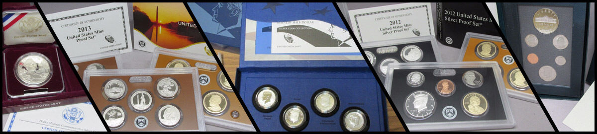 Lone Star Coins Mint Sets