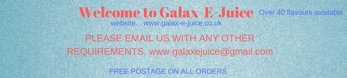 Galax-E-Juice Premium E Liquid