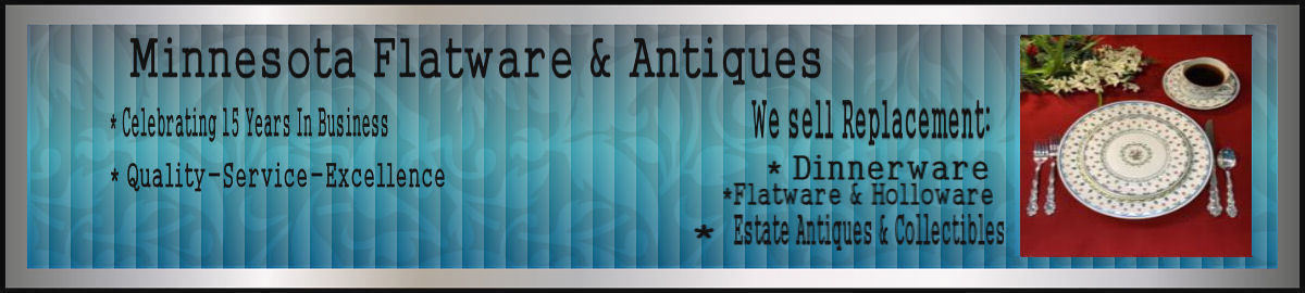 Minnesota Flatware and Antiques