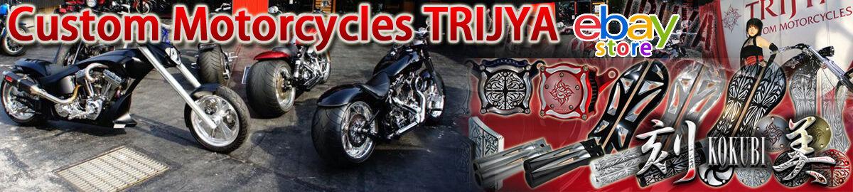 Custom Motorcycles TRIJYA