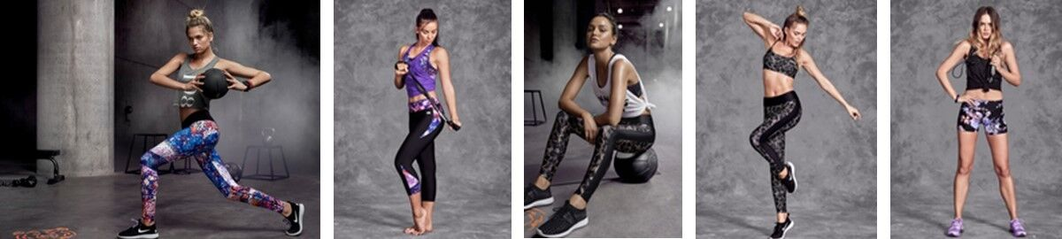 Fire and Shine Activewear