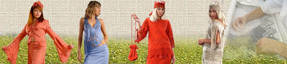 Russian linen from Richelieu