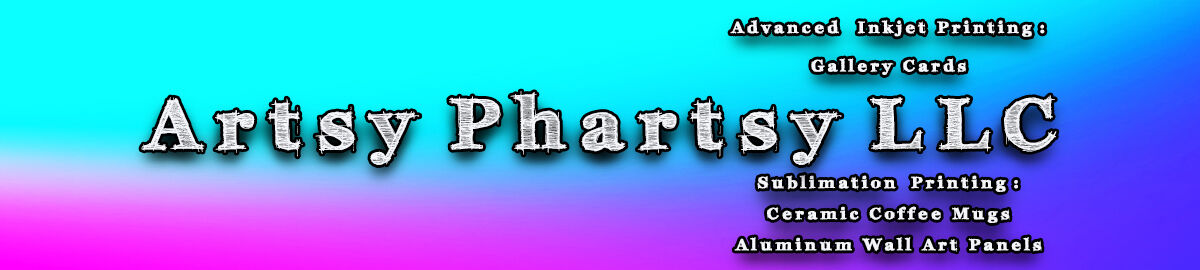 Artsy Phartsy LLC digital graphics