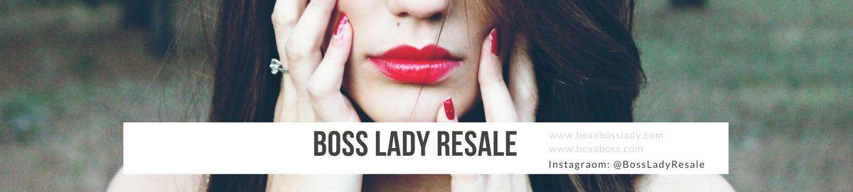 Boss Lady Resale