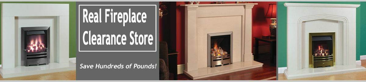 Real Fireplace Clearance Store