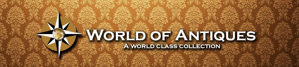 WORLD OF ANTIQUES INC