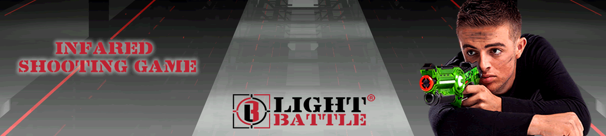 Light Battle laser tag toy guns
