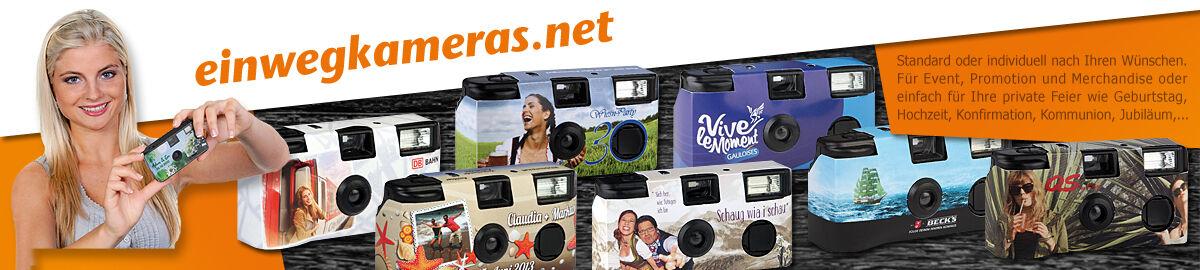 Einwegkameras-Shop