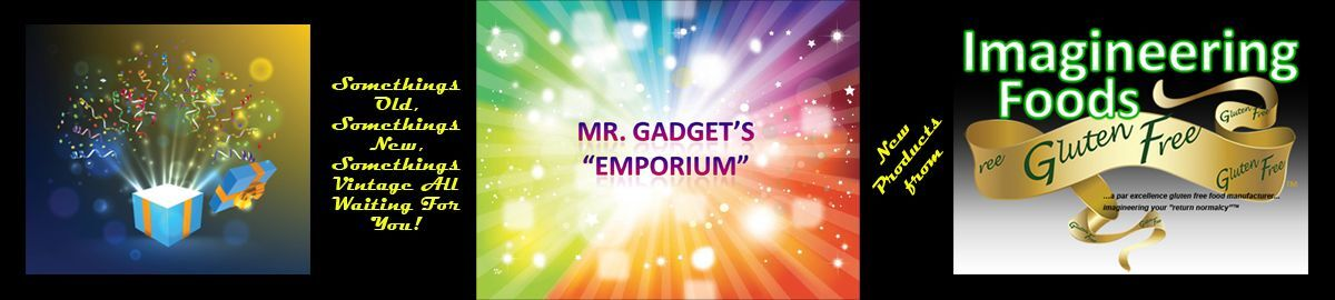 Mr. Gadget's Emporium