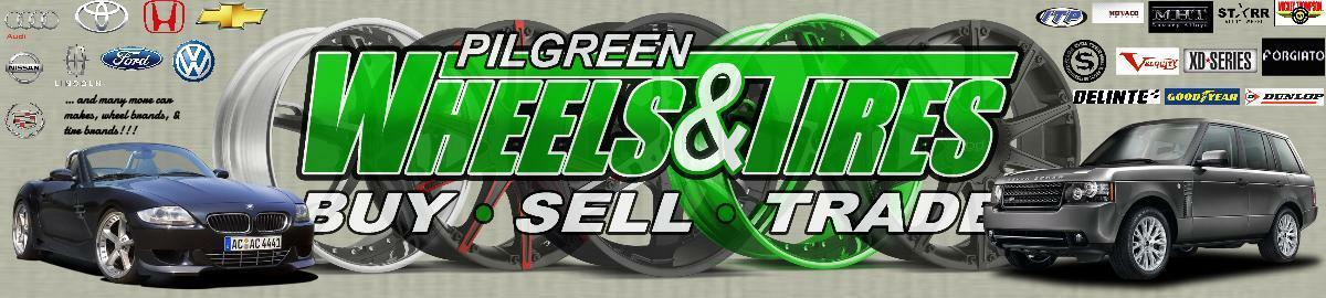 Pilgreen Wheels & Tires