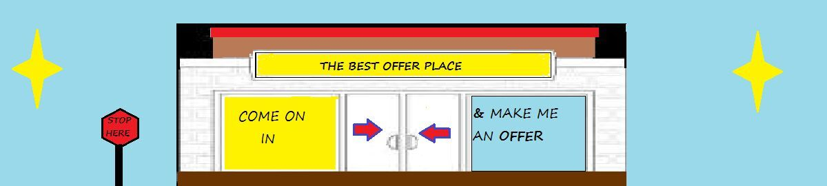 THE BEST OFFER PLACE