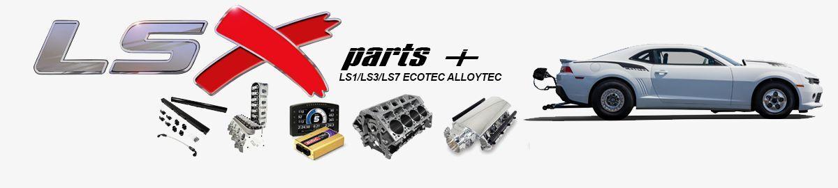 CBM Motorsports™ LSX parts +