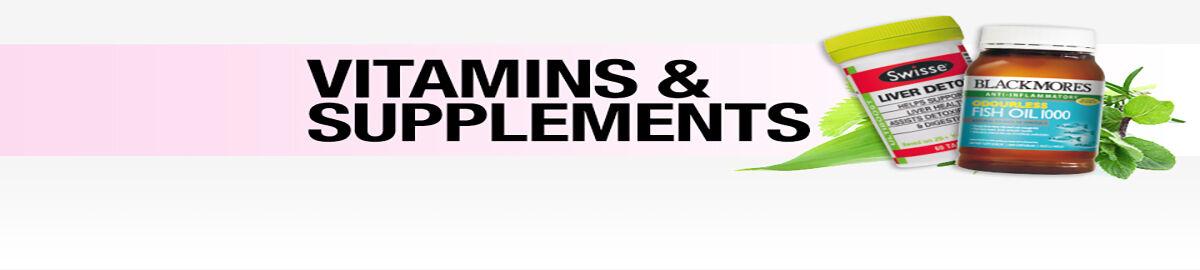 ONLINE SHOP VITAMIN & SUPPLEMENTS