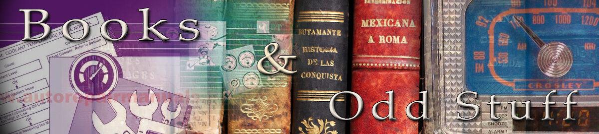 Books and Odd Stuff