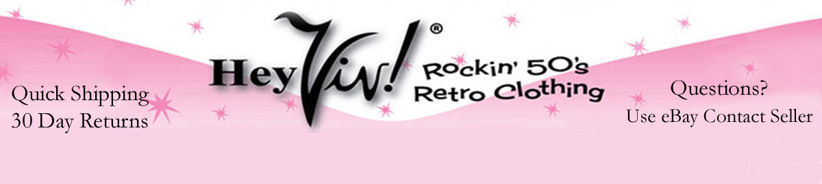 Hey Viv ! Retro Clothing
