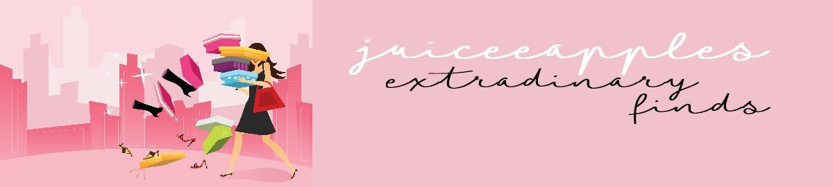 juiceeapples extraordinary finds