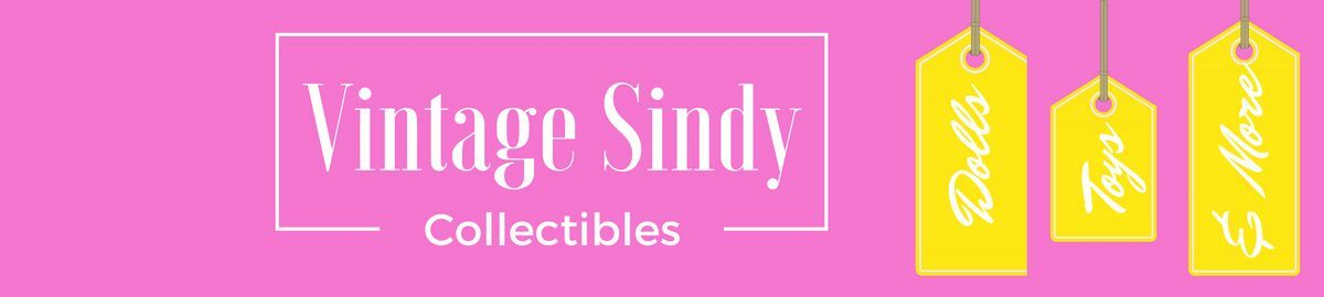 Vintage Sindy Collectibles