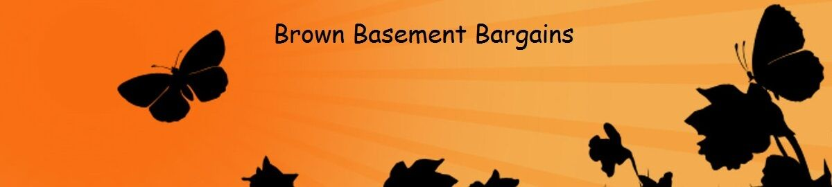Brown Basement Bargains