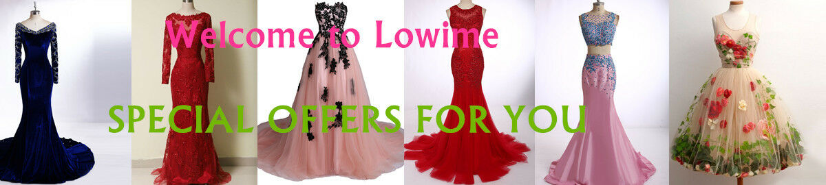 Lowime Dresses