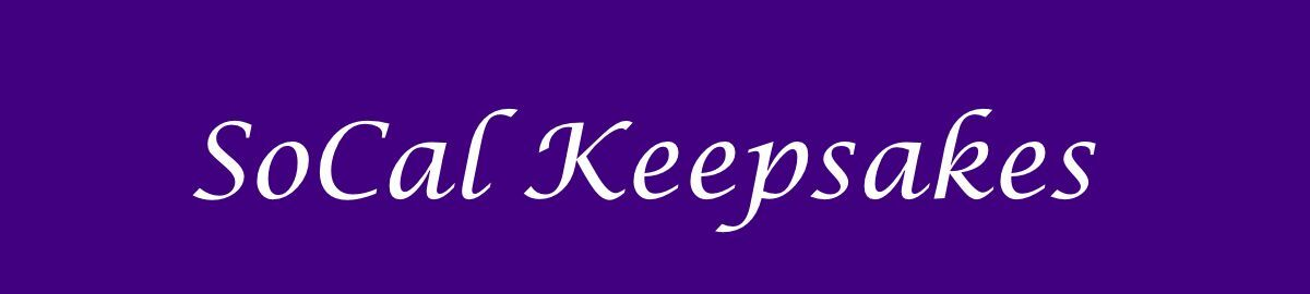 So Cal Keepsakes