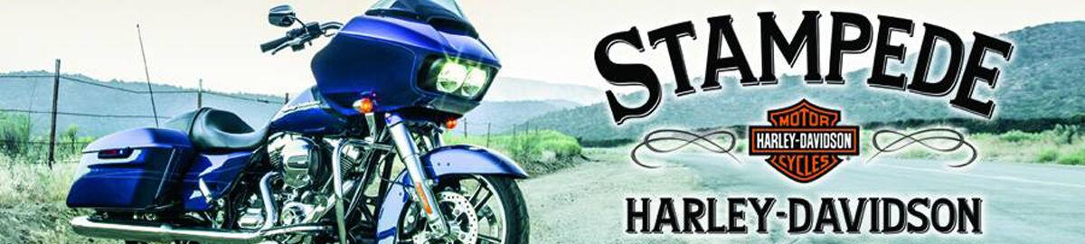 StampedeHarley