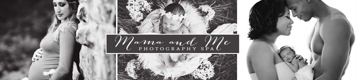 Mama and Me Photography Spa
