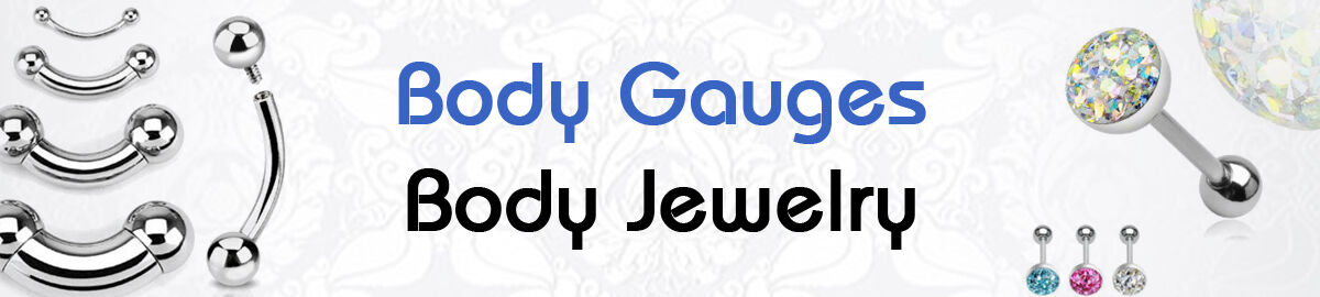 Body Gauges Body Jewelry