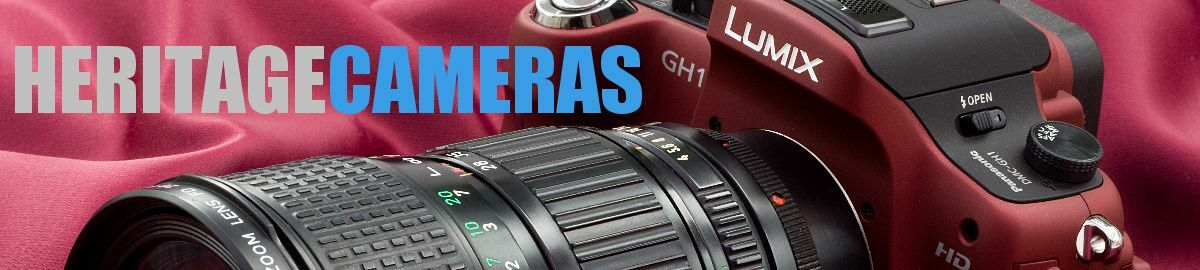 Heritage Cameras