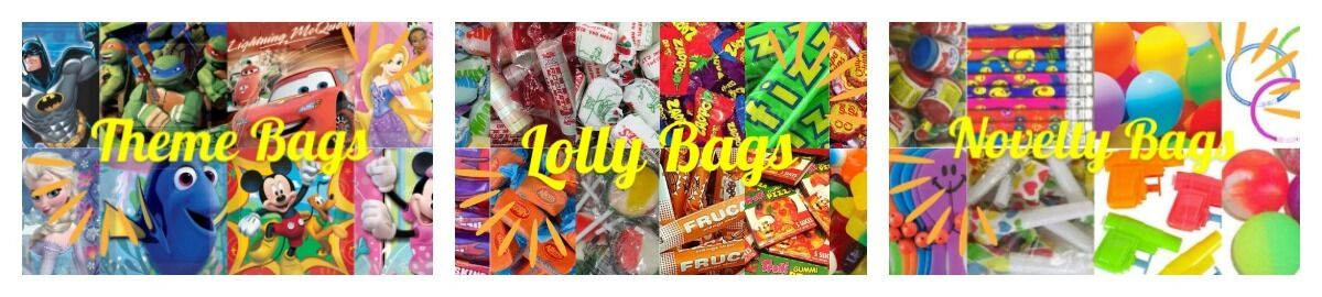 Super Sweet Party Bags