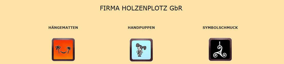 Firma Holzenplotz Shop