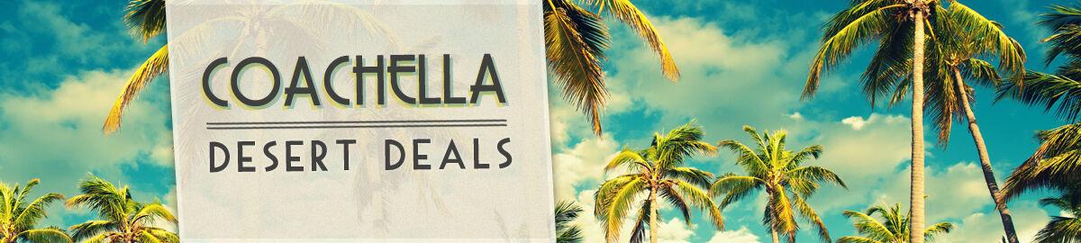 Coachella Desert Deals