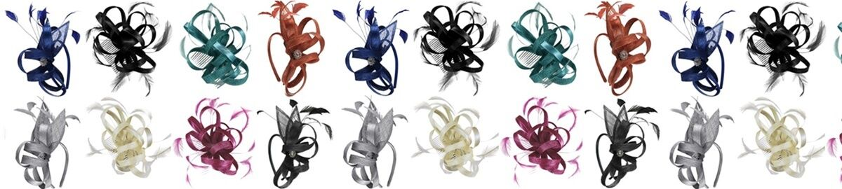 Fascinators 4 Weddings