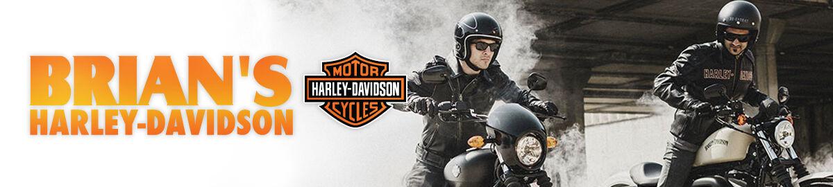 Brian's Harley-Davidson