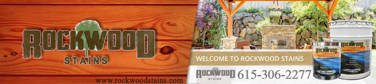 Rockwood Stains Deck & Fence Stain
