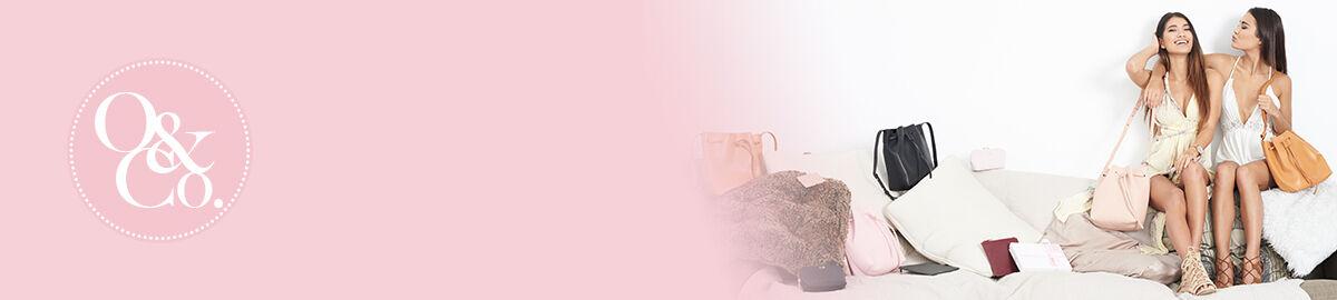 Olivia&Co. | Monogrammed Leather