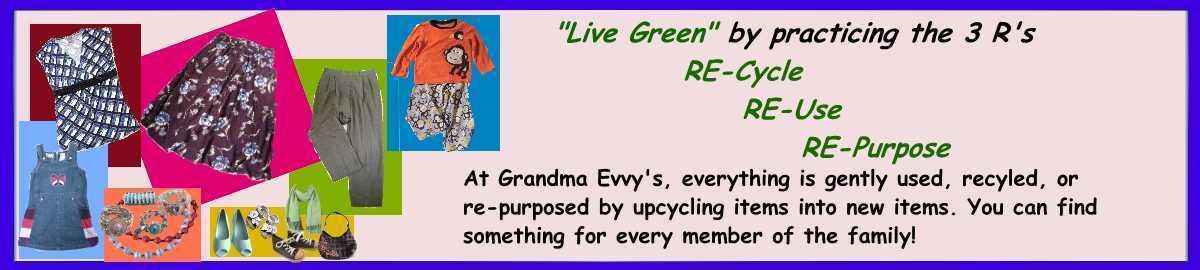 Grandma Evvy s Stuff